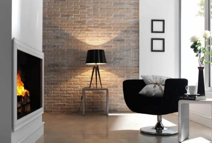 briques-de-parement-intérieur-élégant-en-noir-et-blanc