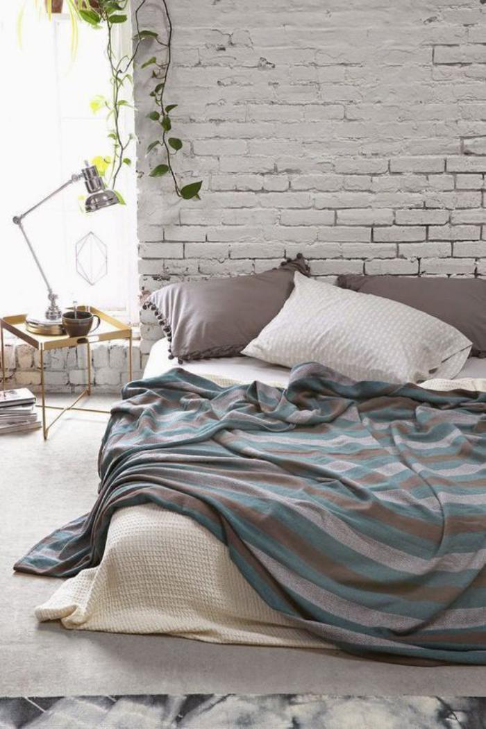 briques-de-parement-parement-briques-apparente-dans-chambre-à-coucher