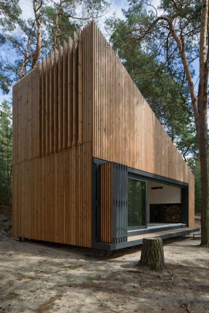 cabane-dans-les-bois-belle-architecture-innovante-au-sein-de-la-nature