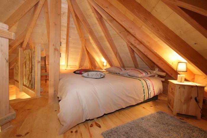 L 39 aventure de s journer dans une cabane dans les bois - Maison dans les bois ...
