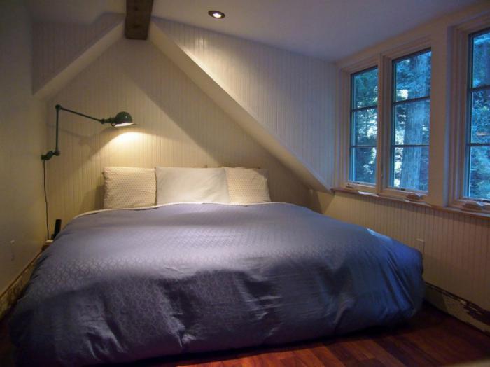 cabane-dans-les-bois-chambre-à-coucher