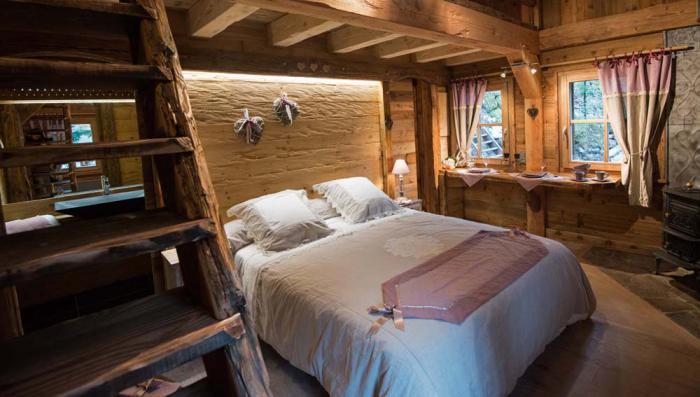 L 39 aventure de s journer dans une cabane dans les bois for L aventure interieur