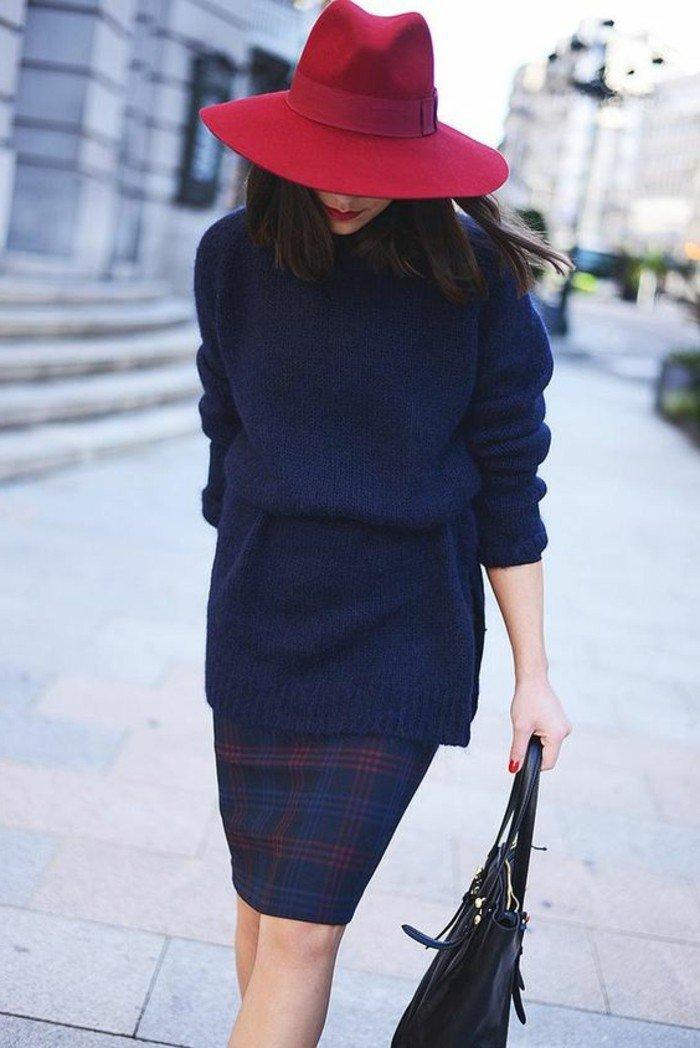 casquette-femme-casquettes-voir-les-meilleurs-modèles-tenue-de-la-rue