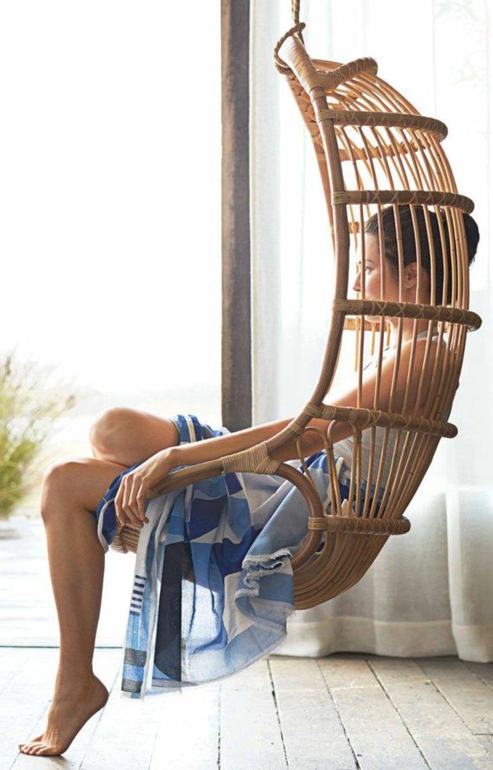 Le fauteuil en rotin les meilleurs mod les for Chaise de cuisine en osier