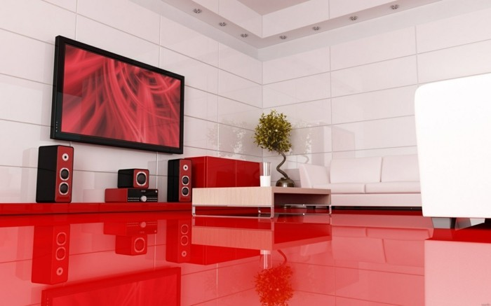 chambre-adulte-design-chambre-rouge-et-blanc-deco-chambre-adulte