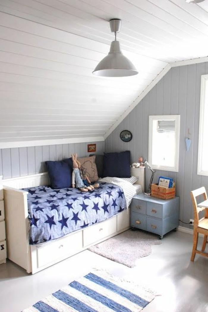 Chambre garcon couleur peinture photos de conception de maison for Couleur chambre garcon