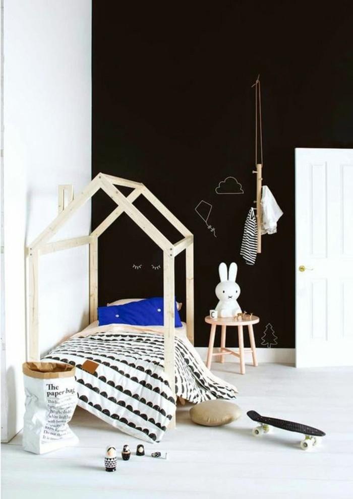 chambre-d-enfant-murs-blancs-noirs-nuancier-peinture-leroy-merlin-chambre-d-enfant