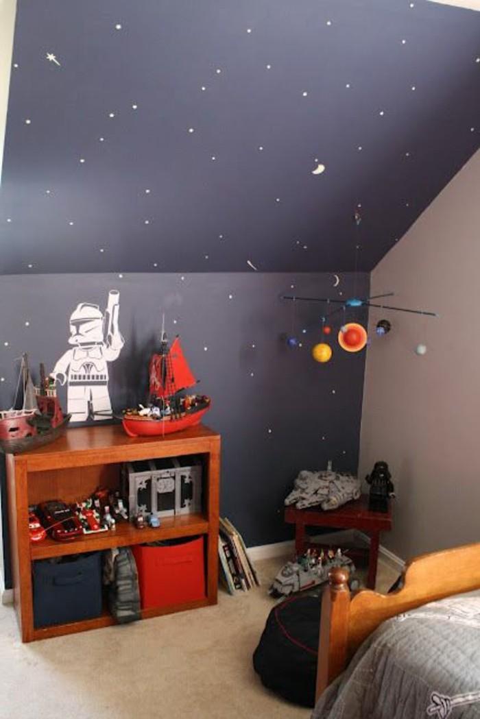 comment peindre une chambre sous pente solutions pour la d coration int rieure de votre maison. Black Bedroom Furniture Sets. Home Design Ideas