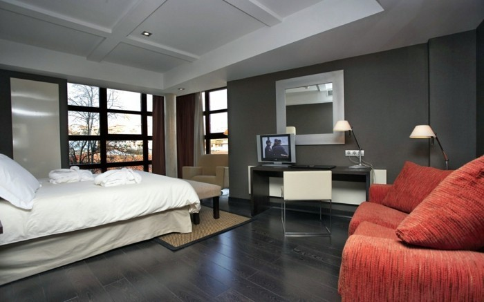 Chambre Taupe Rouge – Chaios.com