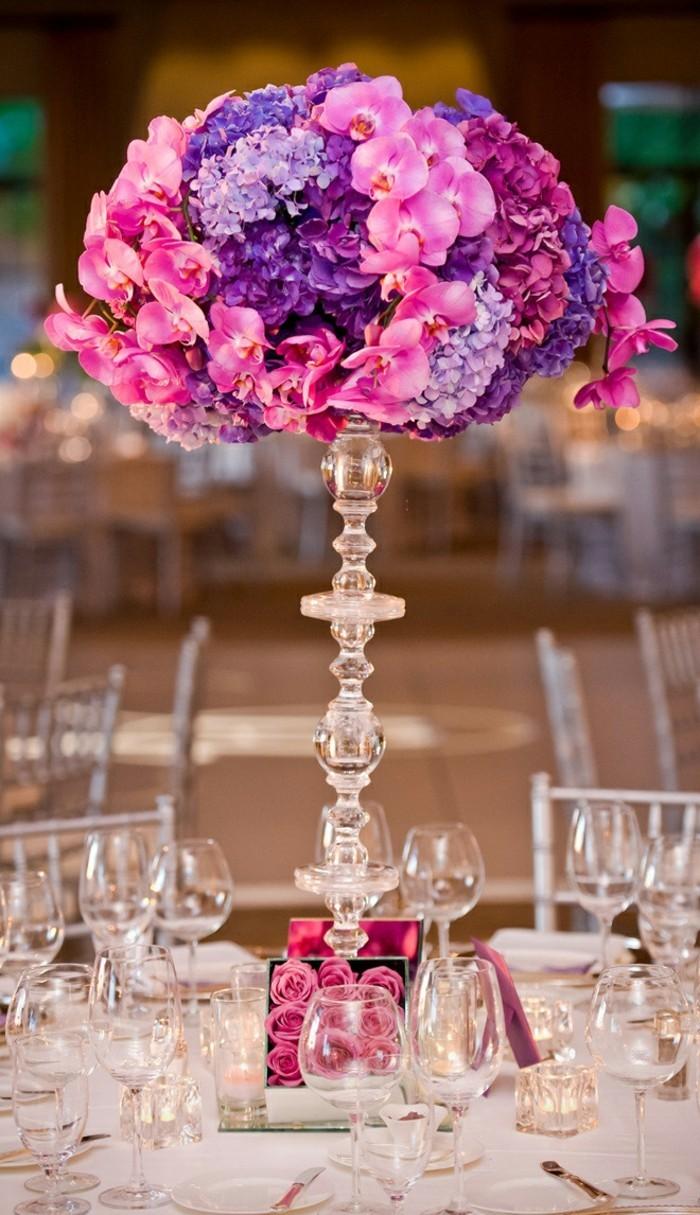 champagne-cristal-verre-champagne-romantique-idée-déco-different-tasses