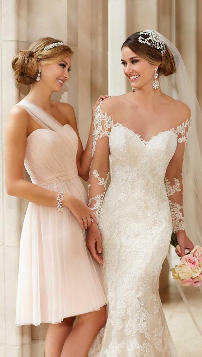 charmante-idée-pour-la-robe-témoin-de-mariage-robe-pour-témoin-de-mariage