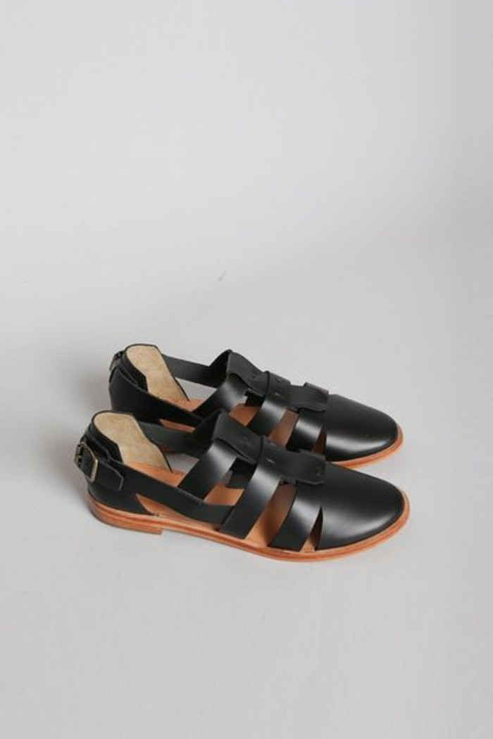 chaussures-d-ete-femme-sandales-noires-en-cuir-chaussures-femme-pas-cher