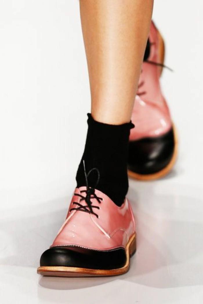 chaussures-femme-roses-chaussures-femme-élégantes-chaussures-femme