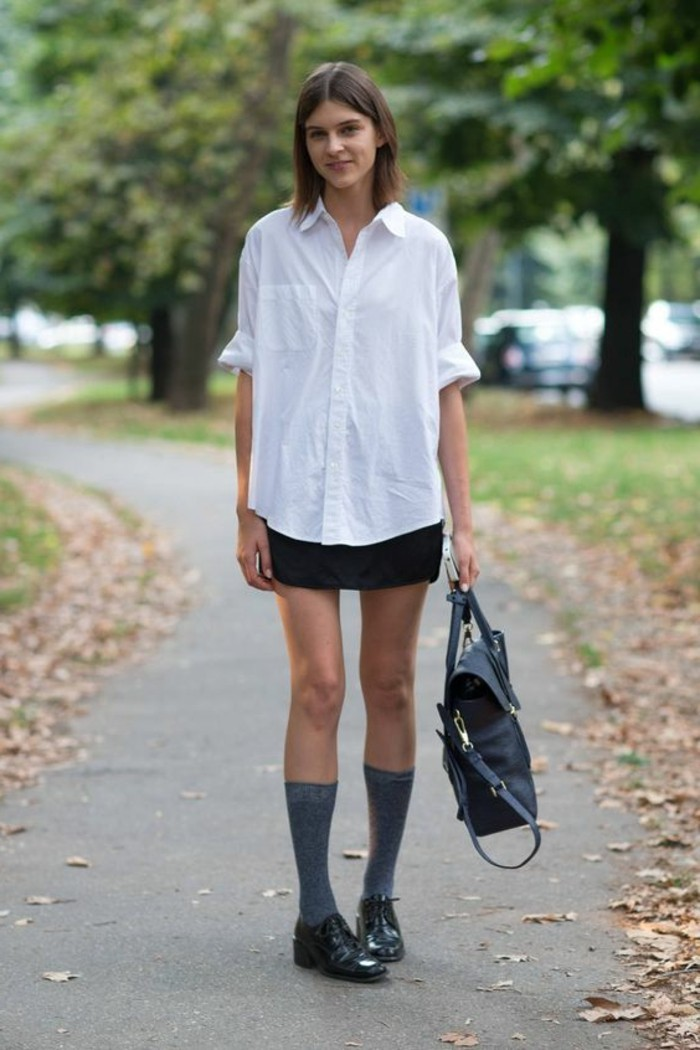 chaussures=bottine-a-lacet-noire-femme-tendances-pour-leprintemps-2016