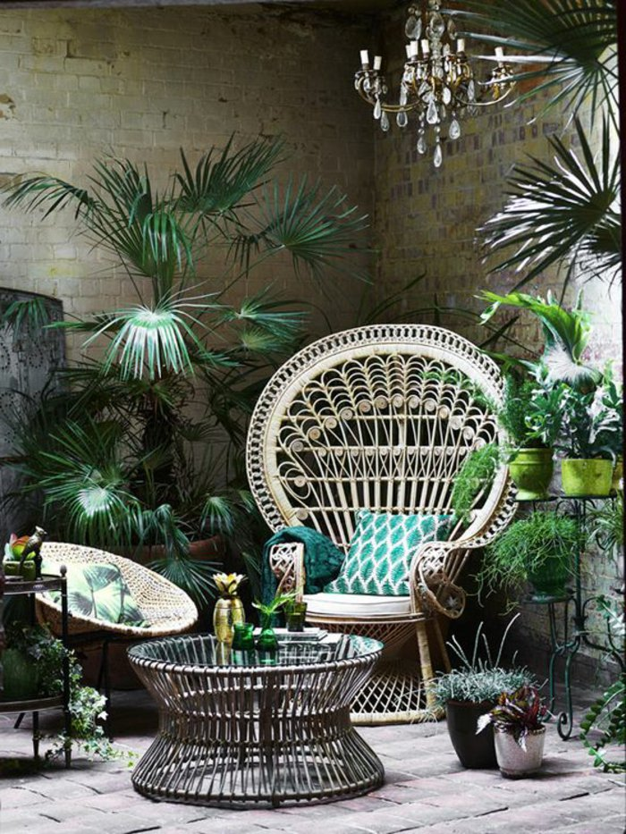 chouette-fauteuil-rotin-style-rustique-cool-idée-à-recreer-maison-stylée-ambiance