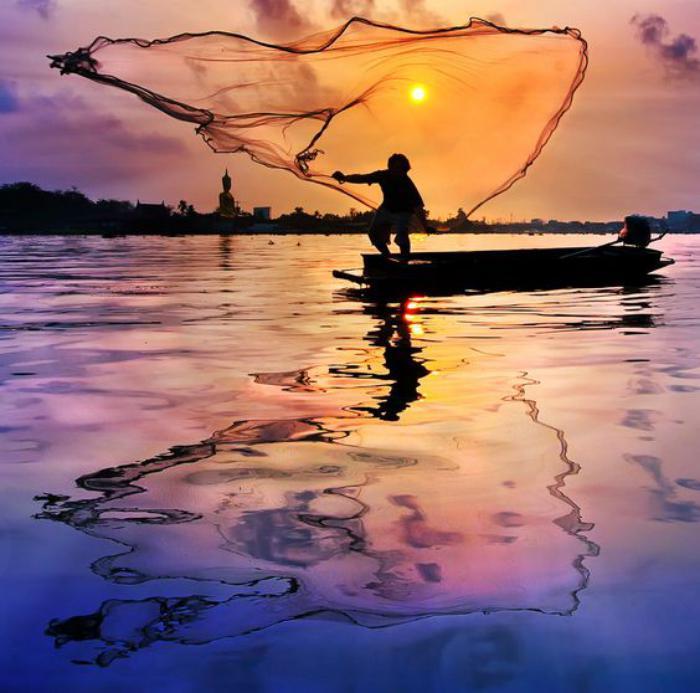 circuit-en-thailande-pêcheur-en-thailande