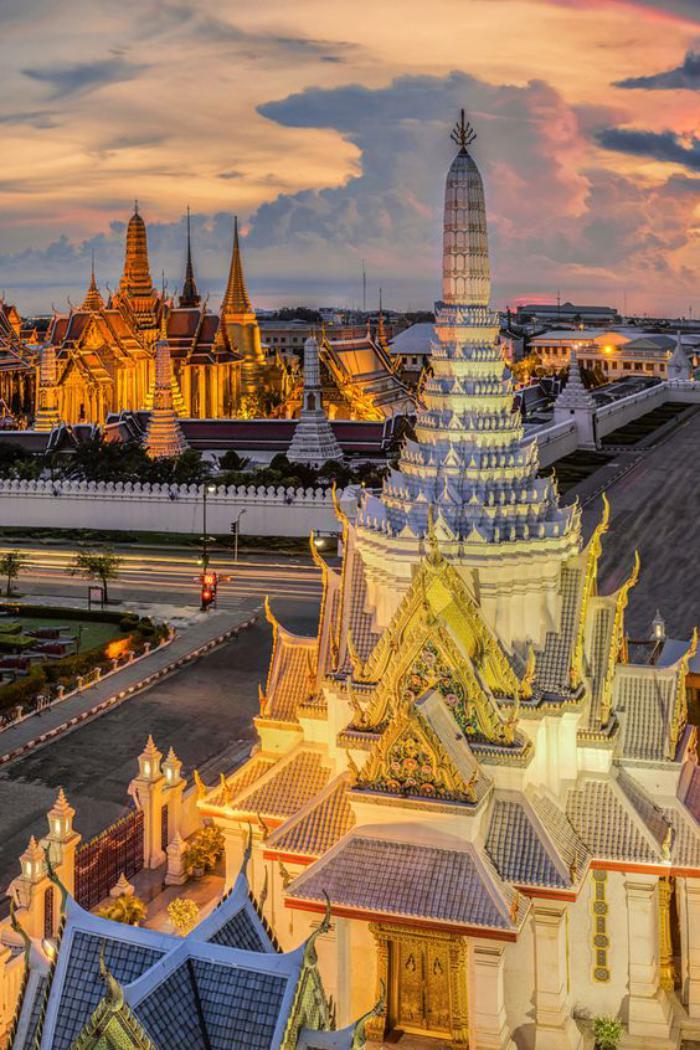 circuit-en-thailande-le-grand-palais-Thailande-Bangkok