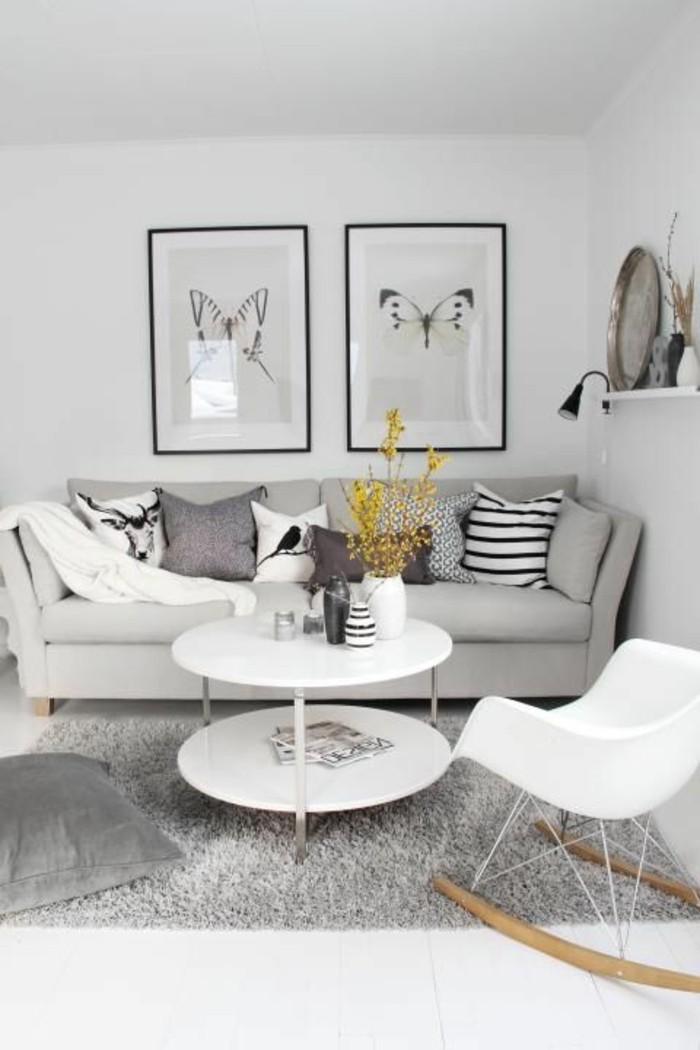 Quelle couleur pour un salon 80 id es en photos for Les plus belles deco interieur