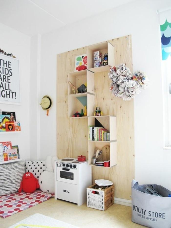 80 astuces pour bien marier les couleurs dans une chambre d enfant for Quelle couleur dans une chambre