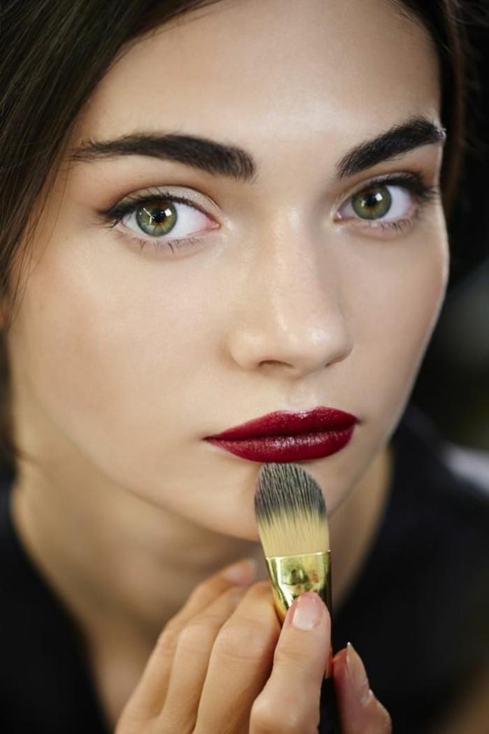 le rouge l vres les derni res tendances chez le maquillage. Black Bedroom Furniture Sets. Home Design Ideas