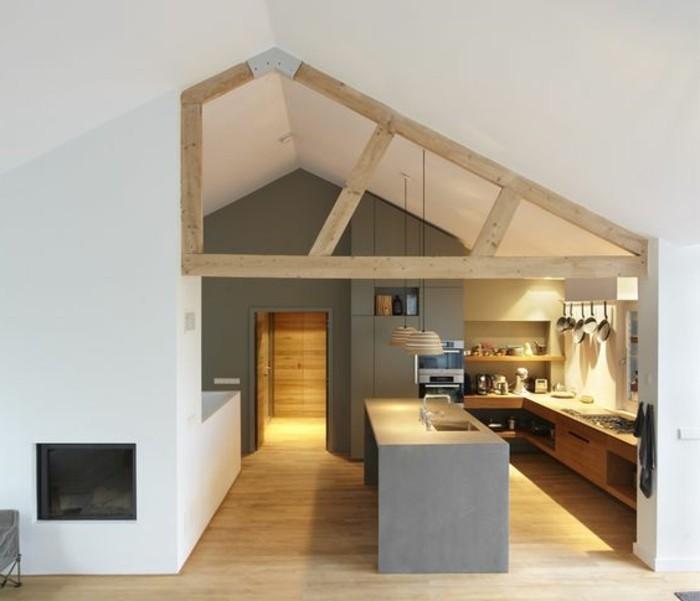 comment-eclairer-la-cuisine-bar-de-cuisine-sol-en-parquet-clair-murs-blancs
