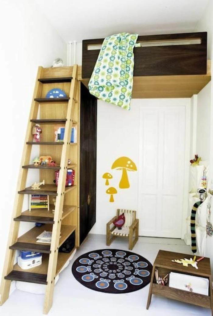 comment-marier-les-couleurs-dans-une-chambre-enfant-lit-mezzazine-en-bois-clair