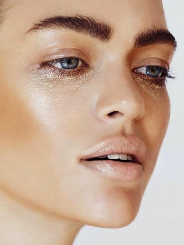 comment-se-maquiller-pour-agrandir-les-yeux-cheveux-marrons