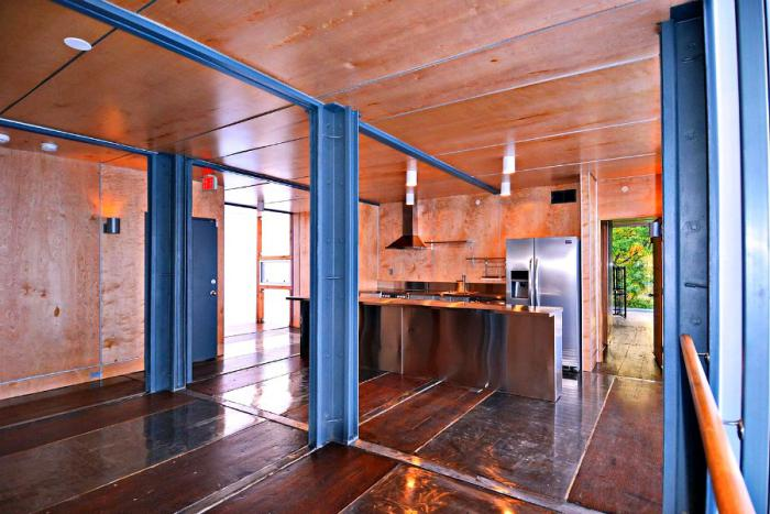 Construire sa maison container une t che pas si facile mais qui vaut la peine - Construire sa maison en conteneur ...