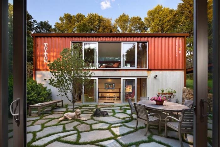 construire-sa-maison-container-idée-maison-pas-chère