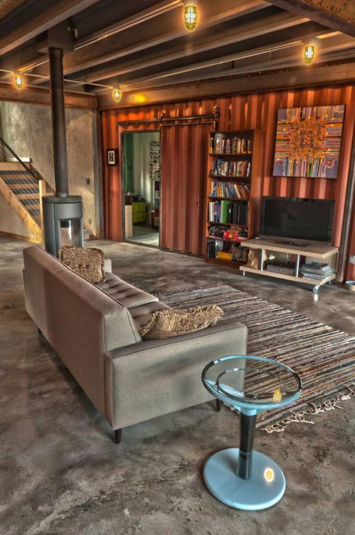 Construire sa maison container une t che pas si facile for Hill james design d interieur