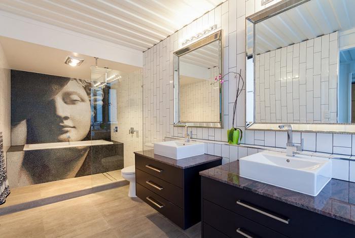 Beautiful Construire Niche Salle De Bain Ideas - Design Trends