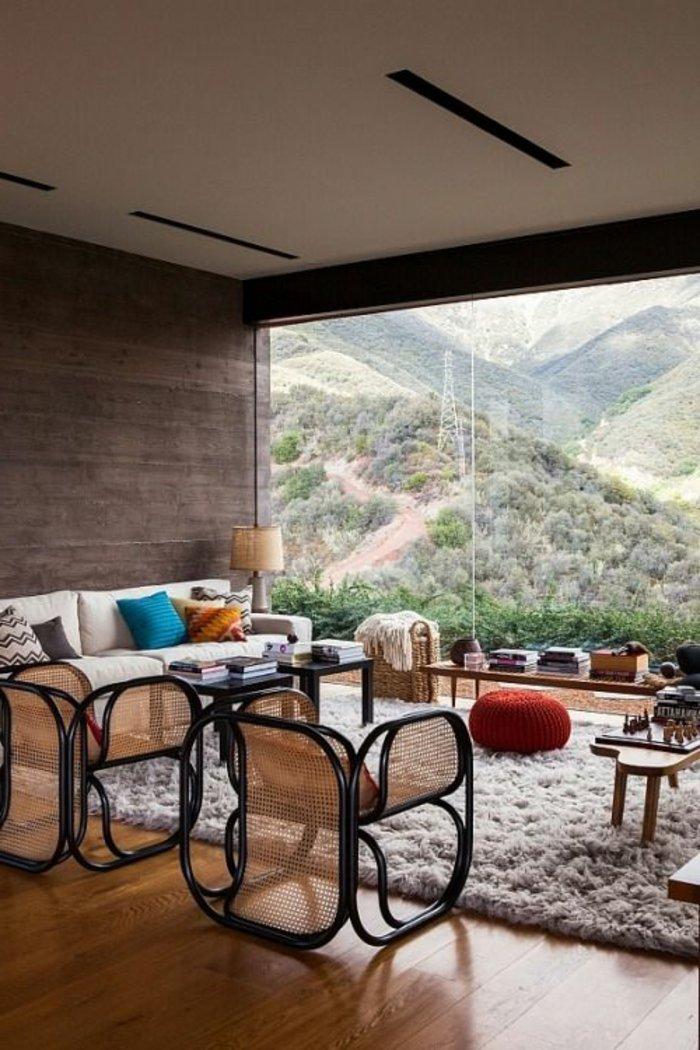 cool-déco-salle-de-séjour-fauteuil-rotin-ikea-idee-exterieur-balcon-terrasse-belle-vue