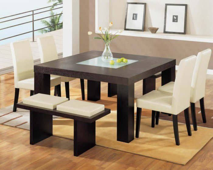 Dimension table de cuisine for Salle a manger japonaise
