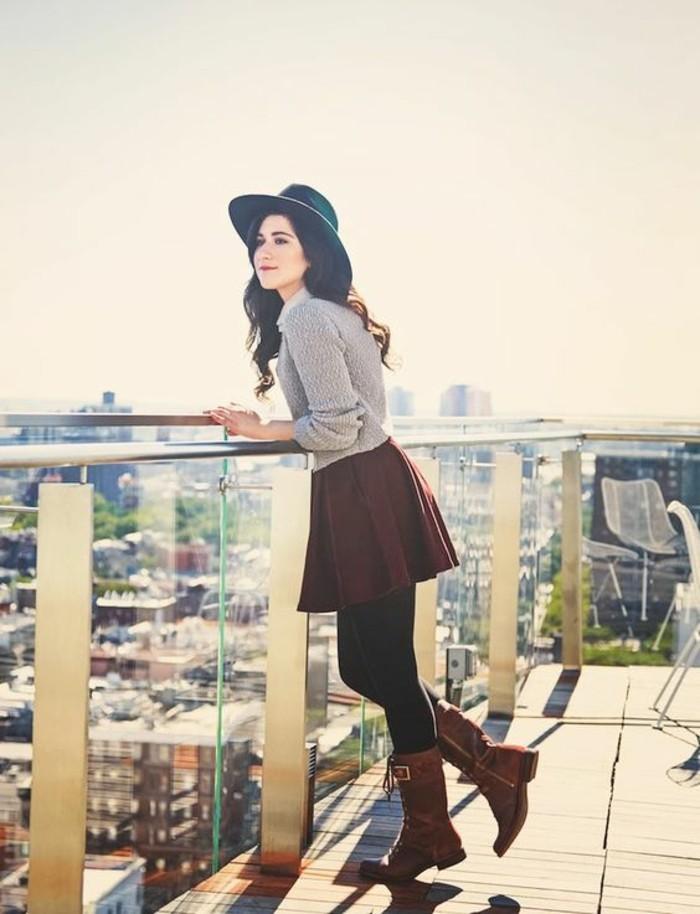 cool-jupe-ethnique-jupes-crayon-jupe-zara-mini-jupes-idée-tenue-le-balcon