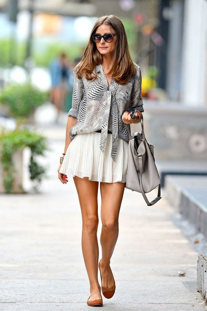 cool-jupe-ethnique-jupes-crayon-jupe-zara-mini-jupes-idée-tenue-olivia-palermo