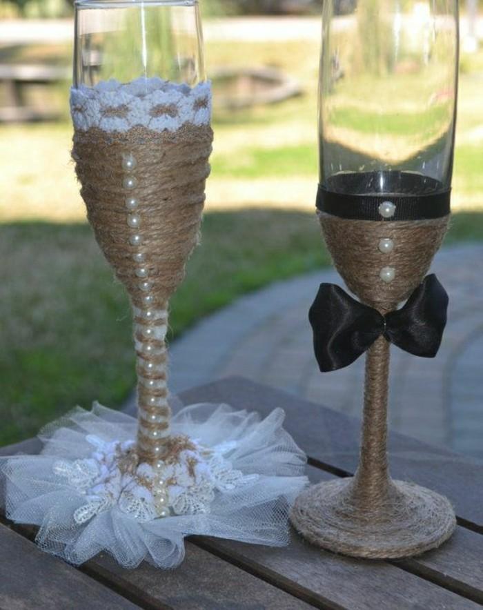 coupes-de-champagne-boisson-luxe-idée-originale-fête-elle-et-lui
