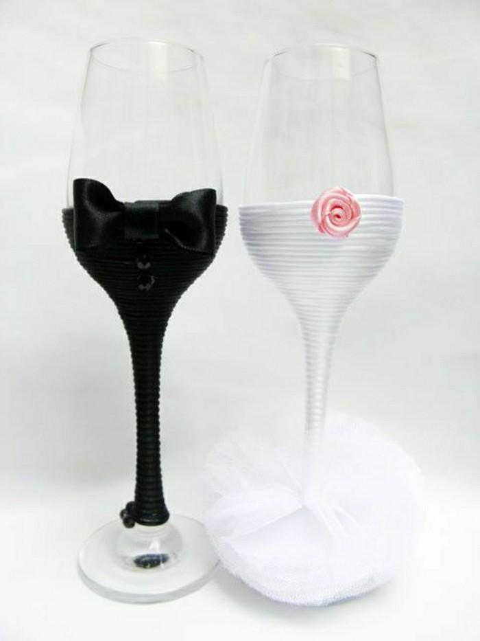 coupes-de-champagne-boisson-luxe-idée-originale-fête-pour-lui-et-elle-mariage