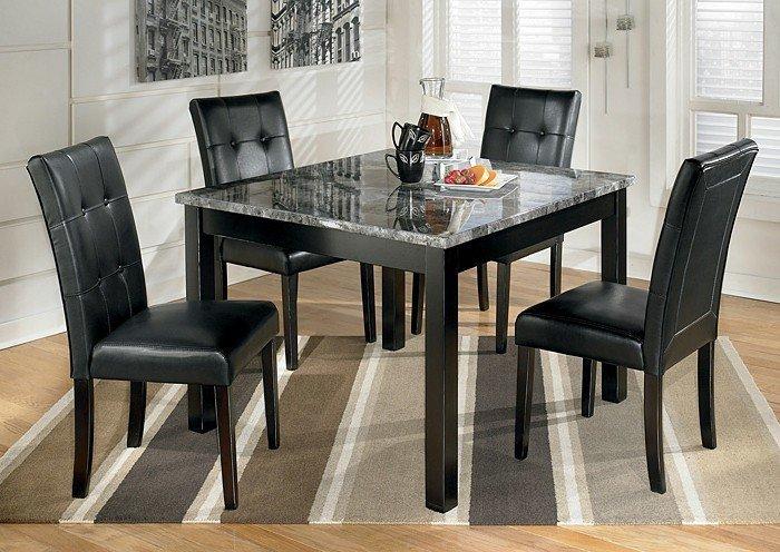 déco-table-ceramique-table-avec-rallonge-cool-idée-table-carree-cool-decoration-classique