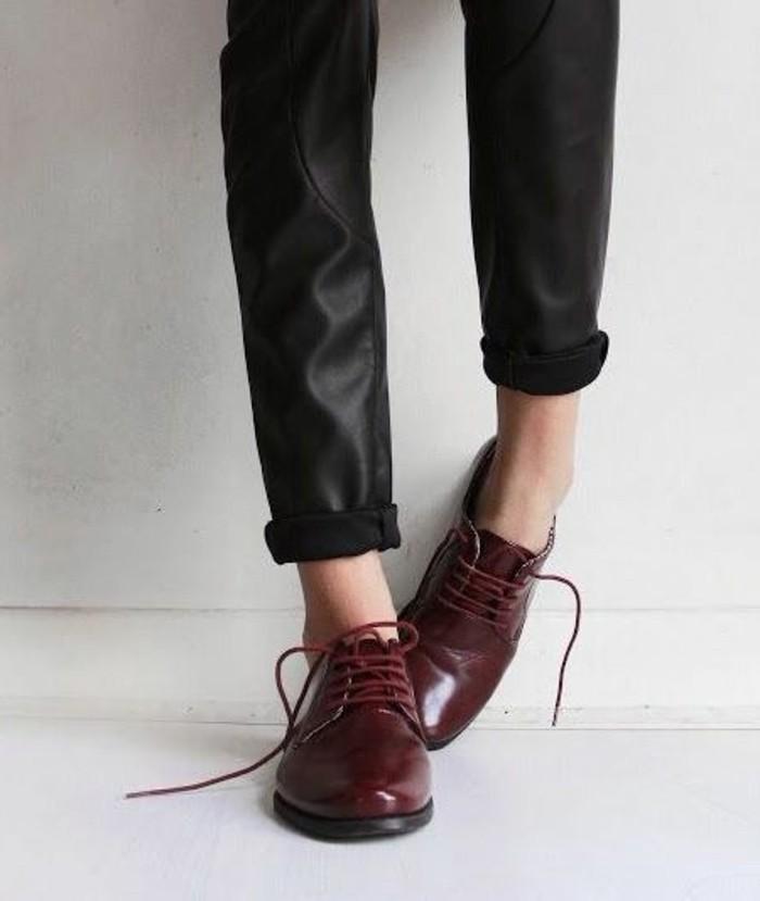 derby-chaussures-femme-chaussures-femme-rouge-foncé-femme