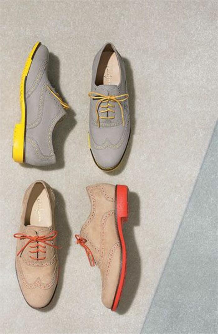 derby-chaussures-femme-derbies-femme-vernis-gris-beiges-chaussures-lacet-
