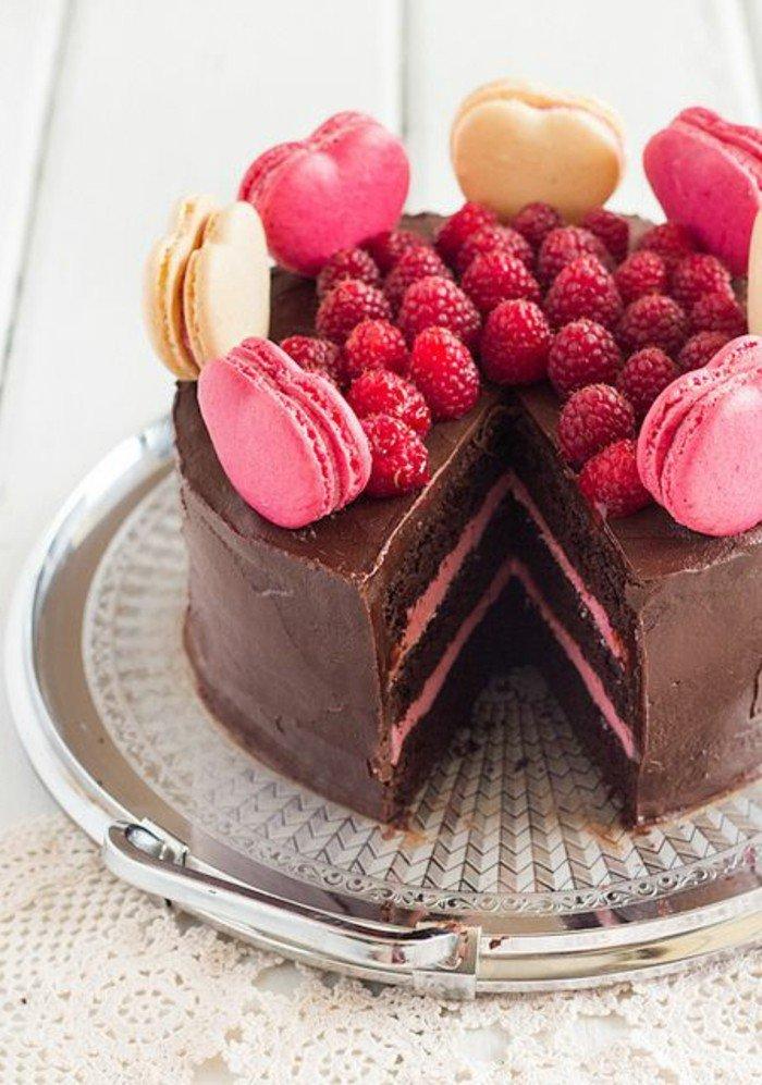 le plus d 233 licieux dessert aux framboises