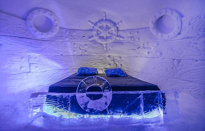 si vous voulez des vacances insolites on vous propose de dormir en igloo. Black Bedroom Furniture Sets. Home Design Ideas