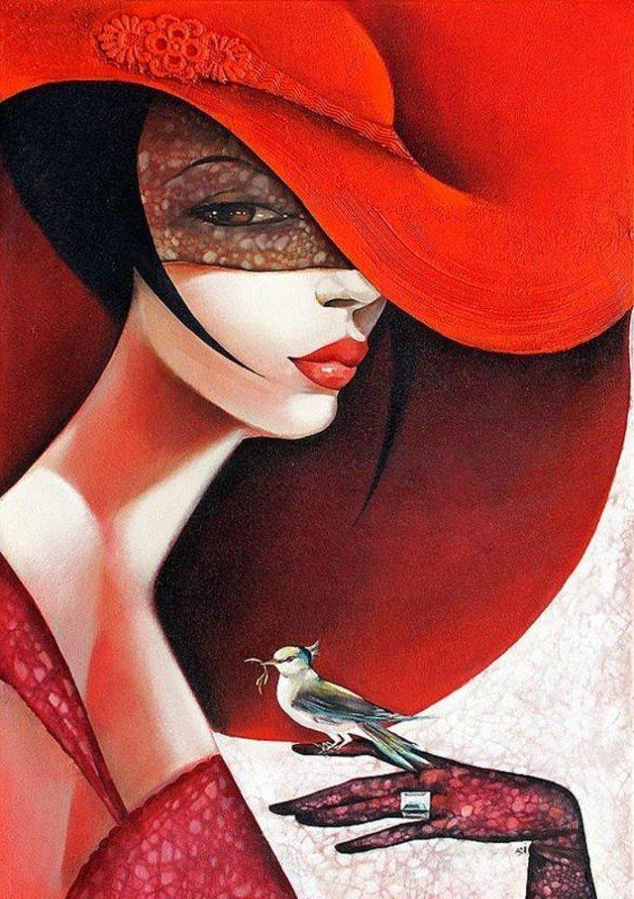 excellente-grand-chapeau-femme-les-accessoires-à-porter-cool-idée