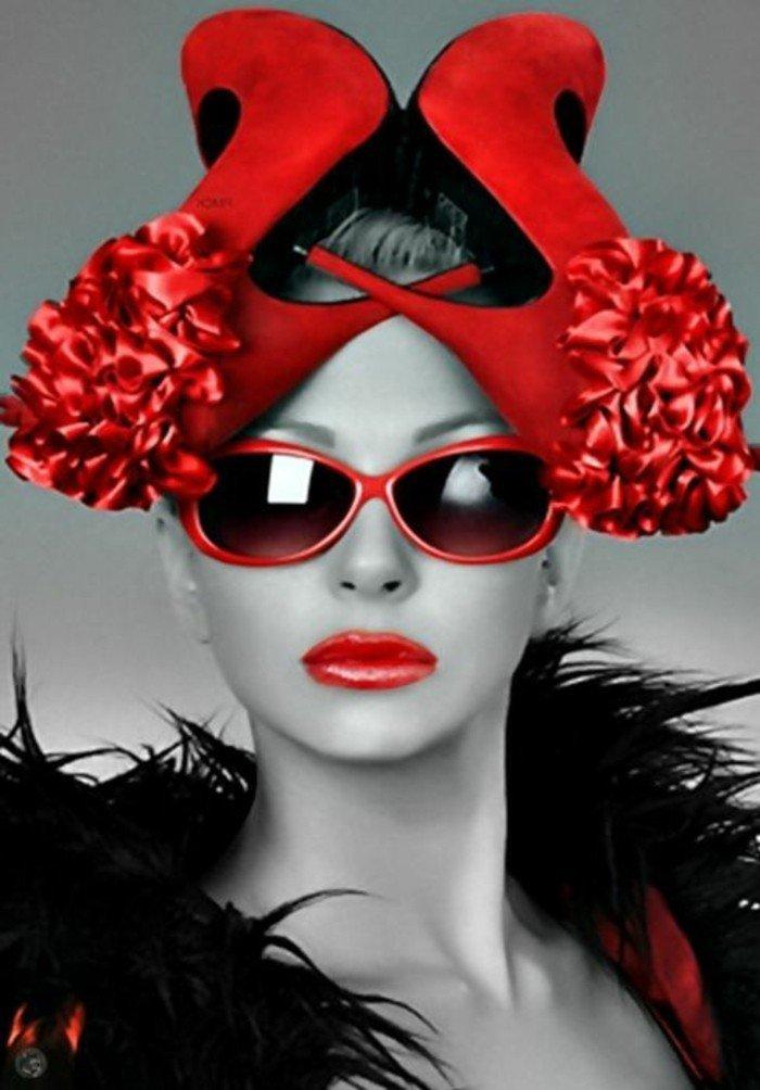 extravagantes-grand-chapeau-femme-les-accessoires-à-porter-cool-idée