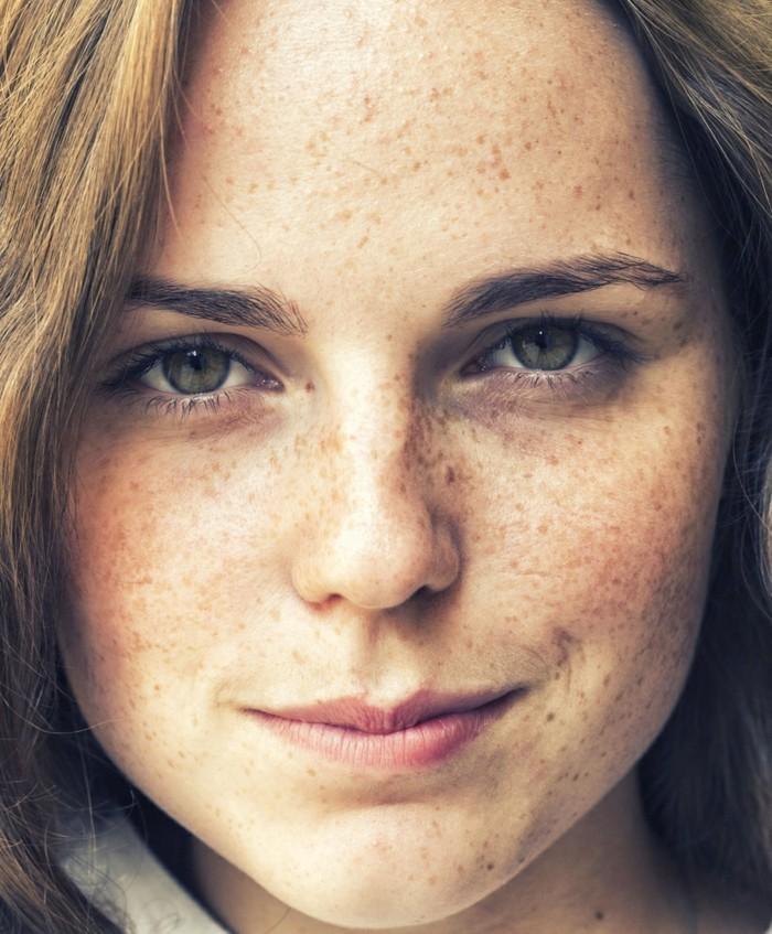 Protéger la personne contre la pigmentation