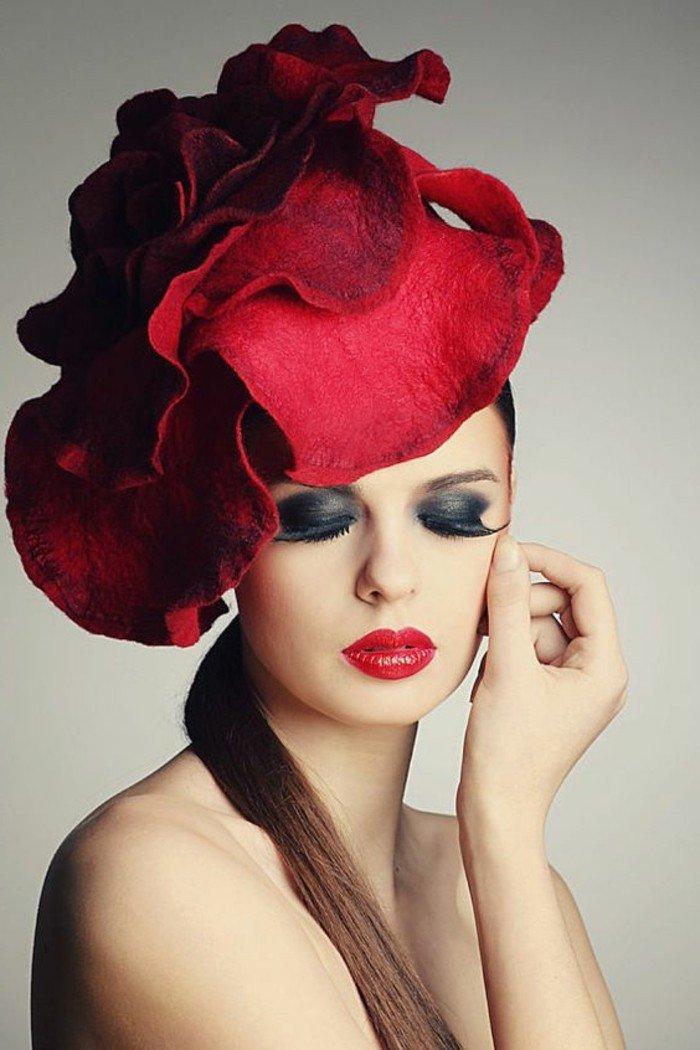 formidable-chapeau-hiver-tenue-chic-et-élégance-vetements