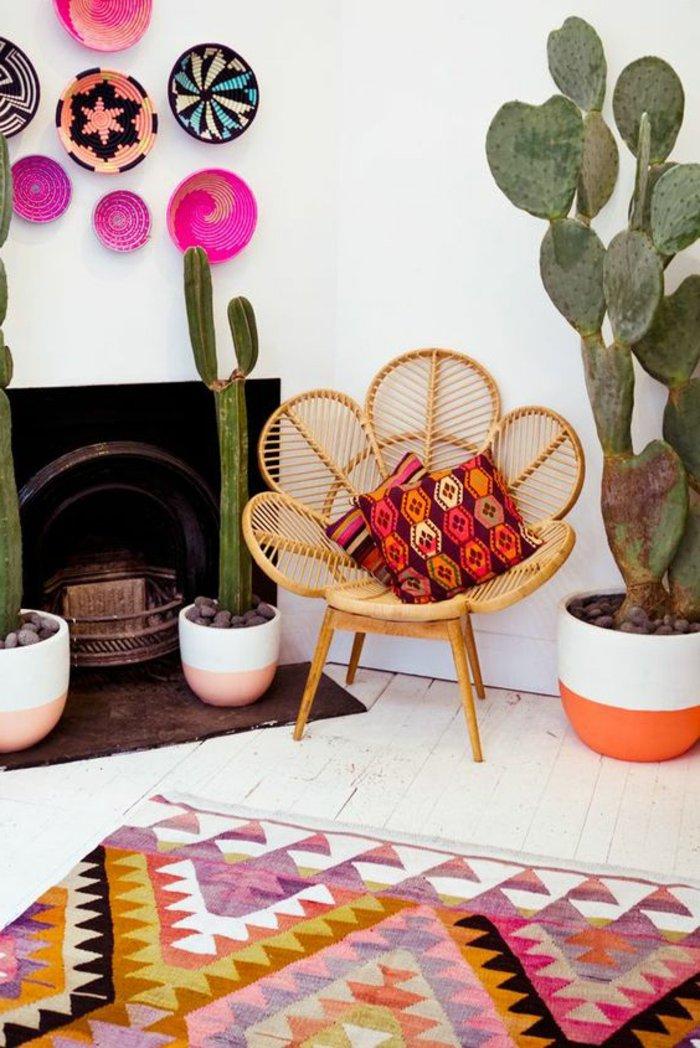 formidable-idée-fauteuil-en-rotin-meubles-rotin-salle-se-séjour-ou-balcon