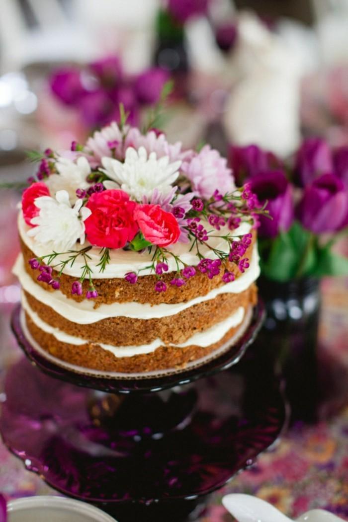 gâteau-d-anniversaire-gateau-d-anniversaire-personnalisé-à-faire-fleurs