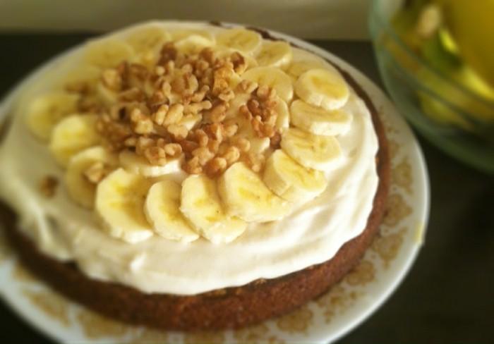 gateau-a-la-banane-gateau-aux-pepites-de-chocolat-cake-à-la-banane