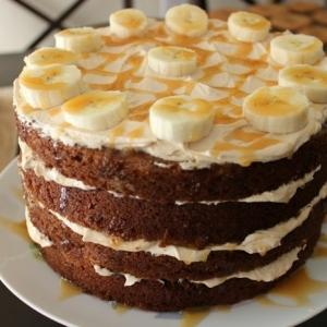 Pourquoi choisir le gâteau à la banane ? Les bienfaits de ce fruit délicieux!